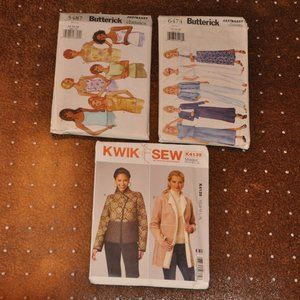 Women's Clothing Sewing Patterns